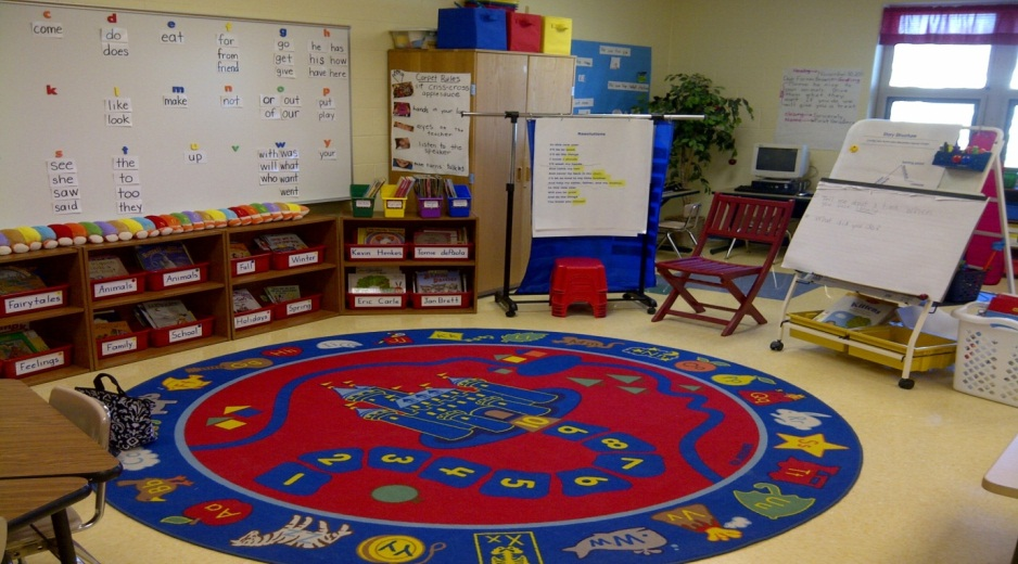 Classroom Design To Promote Literacy : Print rich environment classroom for ell